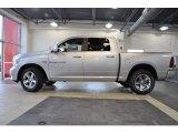 2011 Bright Silver Metallic Dodge Ram 1500 Sport Crew Cab 4x4 #39325829