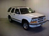 2001 Chevrolet Blazer LT Data, Info and Specs