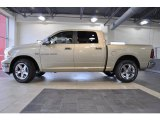 2011 White Gold Dodge Ram 1500 Big Horn Crew Cab #39325830