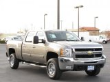 Chevrolet Silverado 2500HD 2008 Data, Info and Specs