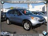 2008 Glacier Blue Metallic Honda CR-V EX #39325851