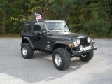 2005 Jeep Wrangler Black