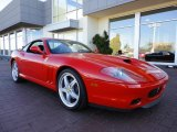 Ferrari 575M Maranello 2003 Data, Info and Specs