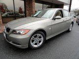 2008 Platinum Bronze Metallic BMW 3 Series 328xi Sedan #39388048