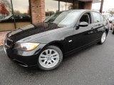 2007 Black Sapphire Metallic BMW 3 Series 328xi Sedan #39388049