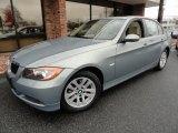 2007 Arctic Metallic BMW 3 Series 328xi Sedan #39388051