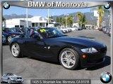 2008 Black Sapphire Metallic BMW M Roadster #39388182