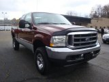 2004 Ford F250 Super Duty XLT SuperCab 4x4 Data, Info and Specs