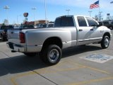 2007 Dodge Ram 3500 Big Horn Quad Cab 4x4 Dually Data, Info and Specs