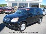2006 Nighthawk Black Pearl Honda CR-V SE 4WD #39388261