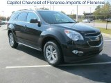 2011 Black Granite Metallic Chevrolet Equinox LT #39388475