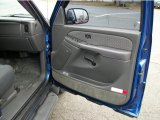 2003 Chevrolet Avalanche 1500 Z71 4x4 Door Panel