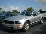 2009 Brilliant Silver Metallic Ford Mustang V6 Coupe #392536