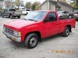 Nissan Hardbody Truck 1991 Data, Info and Specs