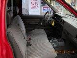 1991 Nissan Hardbody Truck Interiors