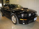 2007 Black Ford Mustang GT/CS California Special Coupe #39388324