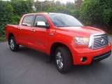 2011 Toyota Tundra Limited CrewMax 4x4 Data, Info and Specs