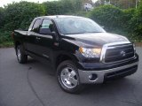 2011 Black Toyota Tundra TRD Double Cab 4x4 #39388332