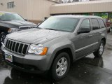 2008 Mineral Gray Metallic Jeep Grand Cherokee Laredo 4x4 #39421501