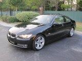 2007 Black Sapphire Metallic BMW 3 Series 335i Coupe #39421243