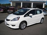 Honda Fit 2010 Data, Info and Specs