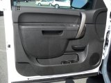 2011 Chevrolet Silverado 1500 LS Crew Cab Door Panel