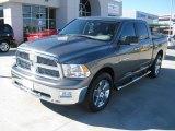 2011 Mineral Gray Metallic Dodge Ram 1500 Lone Star Crew Cab #39431222