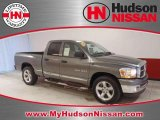 2006 Mineral Gray Metallic Dodge Ram 1500 SLT Quad Cab #39430429