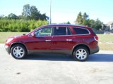 2010 Red Jewel Tintcoat Buick Enclave CXL #39431447