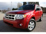 2009 Sangria Red Metallic Ford Escape XLT #39430620