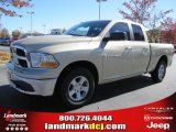 2011 White Gold Dodge Ram 1500 SLT Quad Cab #39430950