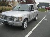 2005 Zambezi Silver Metallic Land Rover Range Rover HSE #39431469