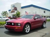 2007 Redfire Metallic Ford Mustang GT Coupe #392727