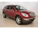 2008 Red Jewel Buick Enclave CXL AWD #39431476