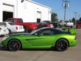 2010 Dodge Viper Sanke Skin Green Edition SRT10 ACR Coupe