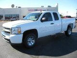 2011 Summit White Chevrolet Silverado 1500 LS Extended Cab #39431258