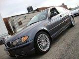 2003 Steel Grey Metallic BMW 3 Series 330i Sedan #39430725