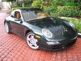2008 Porsche 911 Forest Green Metallic