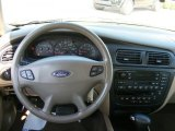 2001 Ford Taurus SEL Dashboard