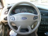2001 Ford Taurus SEL Steering Wheel