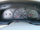 2001 Ford Taurus SEL Gauges
