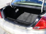 2001 Ford Taurus SEL Trunk