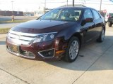 2011 Bordeaux Reserve Metallic Ford Fusion SEL V6 #39431568