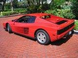 1988 Ferrari Testarossa Rosso Corsa (Red)