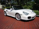 2004 Porsche 911 Turbo Cabriolet Data, Info and Specs