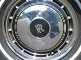 Rolls-Royce Corniche IV Wheels and Tires