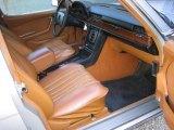 1975 Mercedes-Benz S Class Interiors