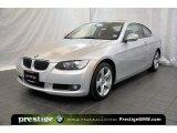 2010 Titanium Silver Metallic BMW 3 Series 328i xDrive Coupe #39430779