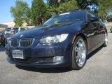 2007 Monaco Blue Metallic BMW 3 Series 328i Coupe #39430787