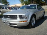 2009 Brilliant Silver Metallic Ford Mustang V6 Coupe #39430789